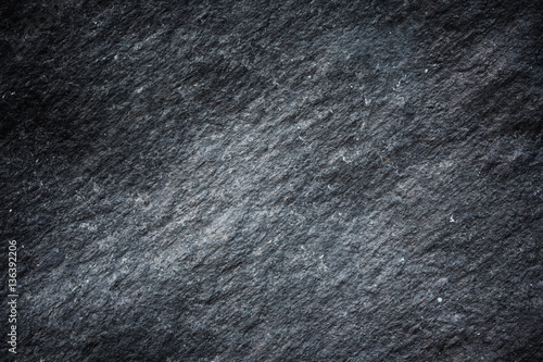 dark gray slate background or texture - Buy this stock photo and