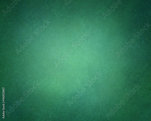 abstract solid background in dark blue and green color hues with - solid green border