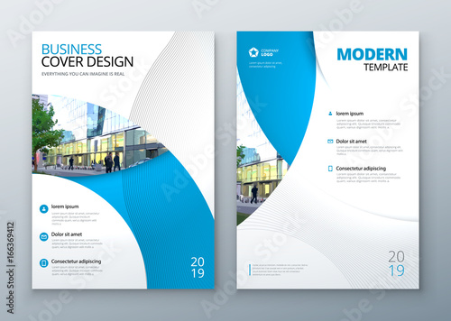 report cover page design templates