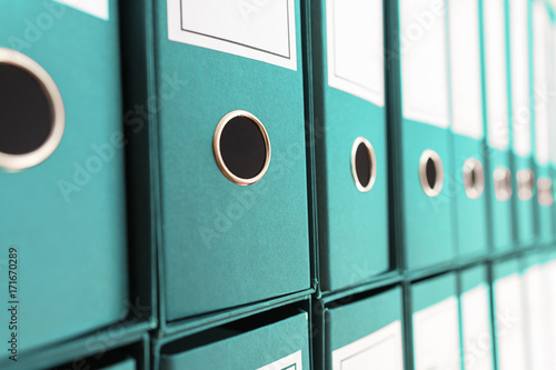 File archive , Ring Binders - Buy this stock photo and explore