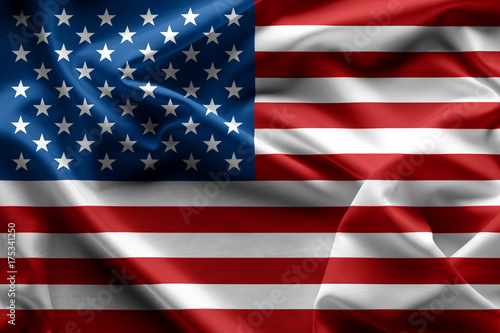 Waving American flag united states of america texture , background - America Flag Background