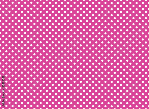 Pink Polka Dot Background - Buy this stock vector and explore