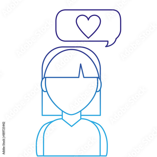 Girl and bubble design - Buy this stock vector and explore similar