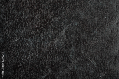 dark grunge scratched leather to use as background - Buy this stock
