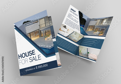 real estate flyer creator
