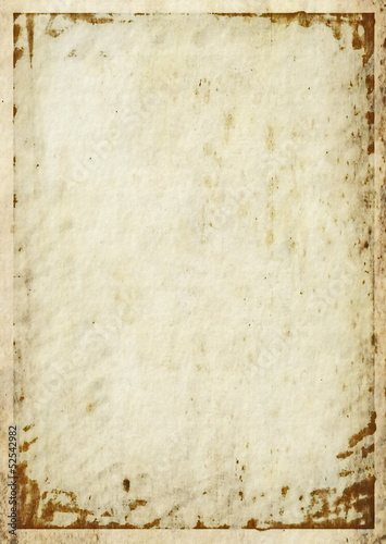 Old grunge blank paper background - Buy this stock illustration and