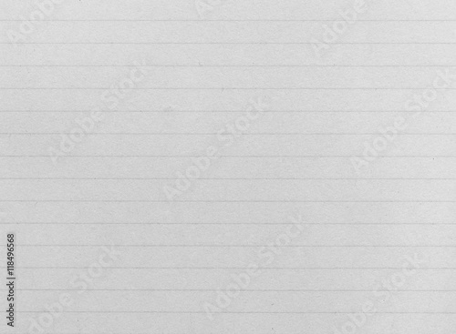 White blank lined handwriting paper background - Buy this stock