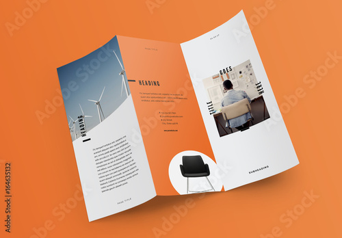 Pop Brochure Layout Buy this stock template and explore similar