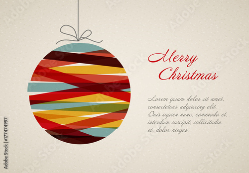 Christmas Card Layout 1 Buy this stock template and explore similar