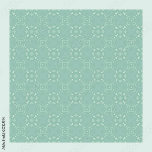 modern bright color abstract geometric pattern, vector seamless from
