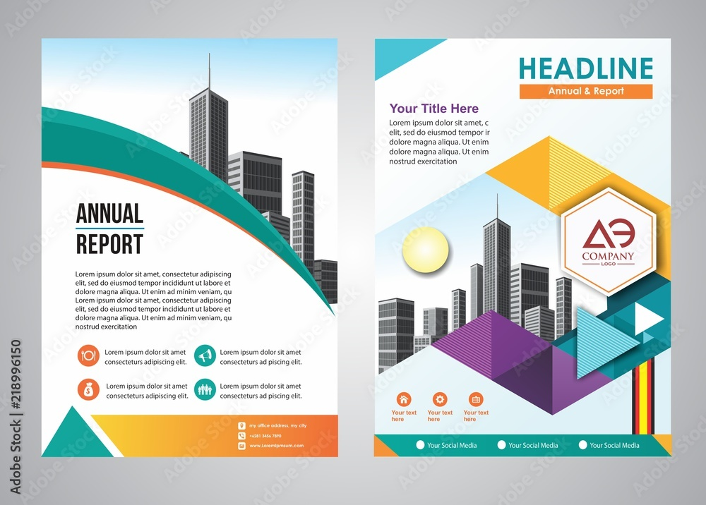 Photo  Art Print cover, layout, brochure, flyer design for company