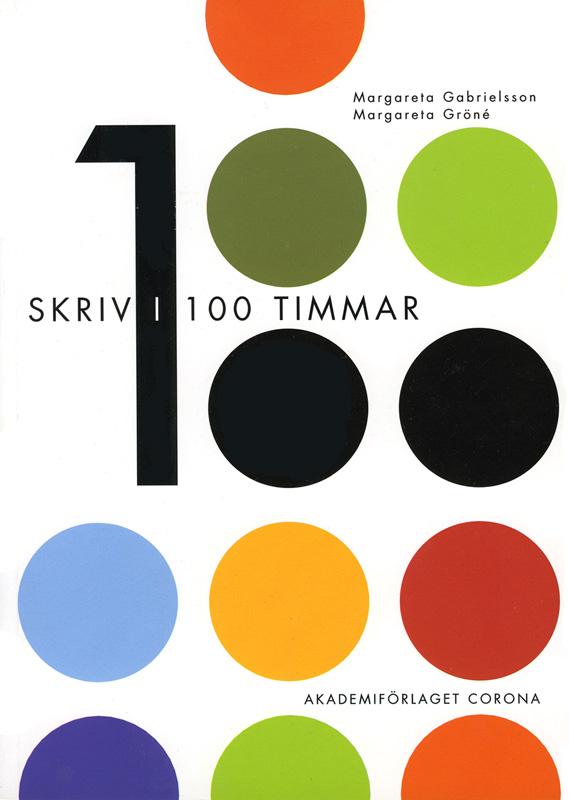 skriv i 100