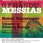 Händel-Messias-annons