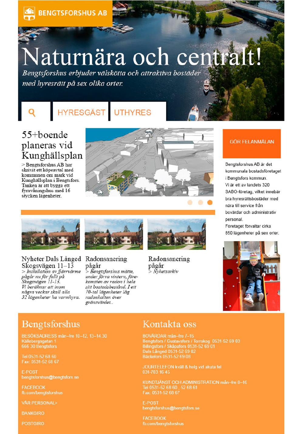 Bengtsforshus www