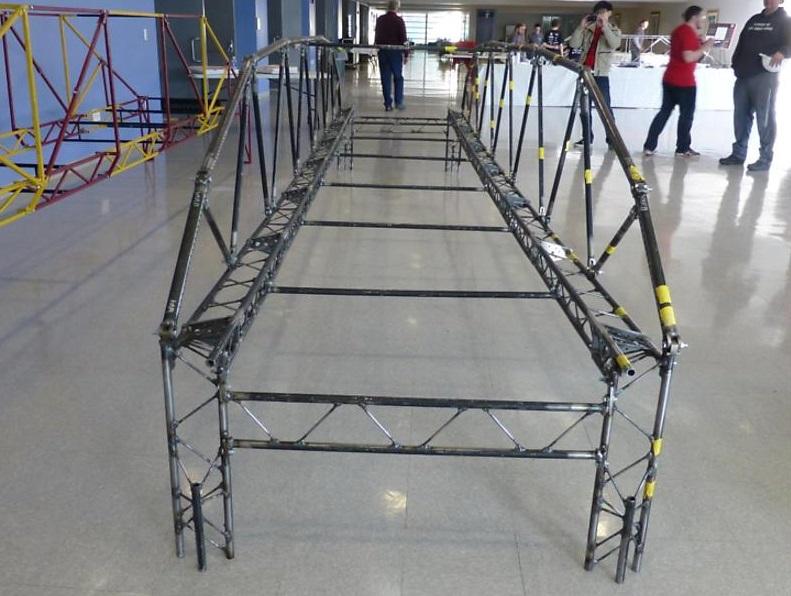 Rutgers ASCE  Steel Bridge Team