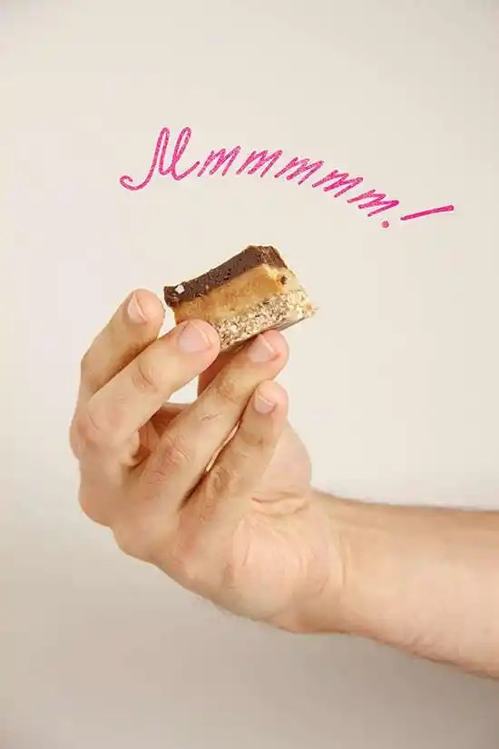 Raw Chocolate Caramel Slice_4