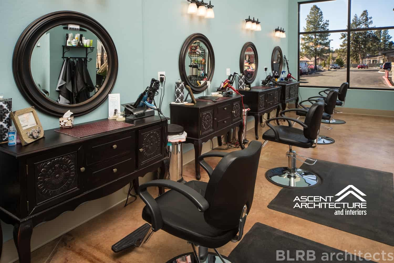 Salon Senior Casual Elegance Salon Spa Ascent Architecture