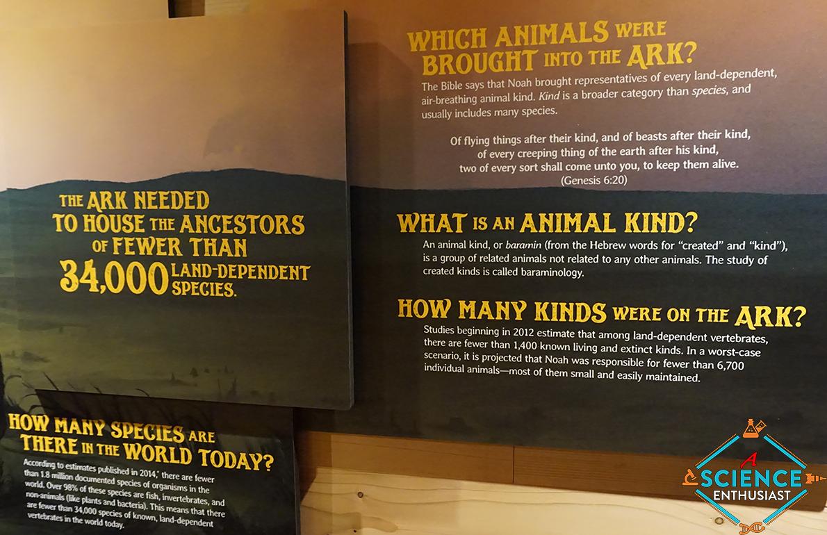 Ark Encounter Kids Sppoky Animal Encounters
