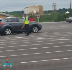 Ark Encounter Parking Lot