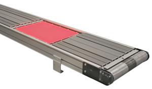 Backlit Belt Conveyors For Vision System Inspection As