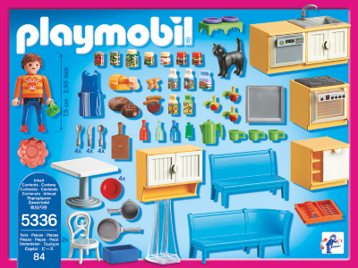 Playmobil Küche 5336 Playmobil Country Kitchen 5336 | Kids | George At Asda