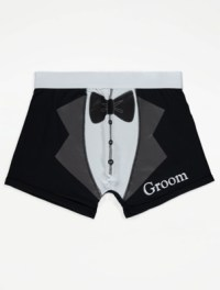Groom Bow Tie Trunks | Men | George
