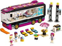 LEGO Friends - Pop Star Tour Bus - 41106 | Kids | George ...
