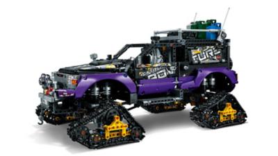 Lego Technic Extreme Adventure 42069 Toys