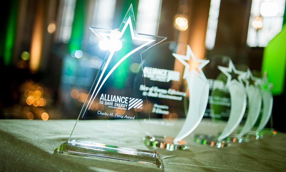 Alliance Announces 2018 Stars of Energy Efficiency Award Winners