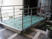Pardoseli din sticla - AS GLASS