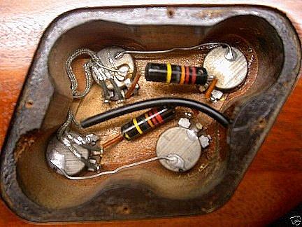 Vintage Gibson Wiring - Wwwcaseistore \u2022