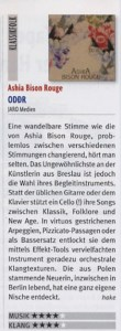 ODER REVIEW_STEREO- Ashia 5-2016