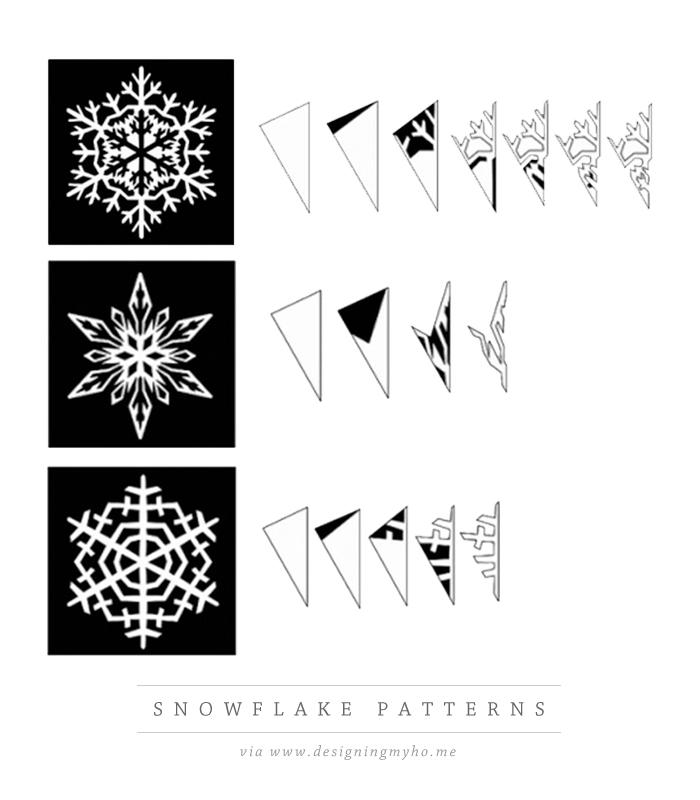 snowflake patterns - Vatozatozdevelopment - snowflake template