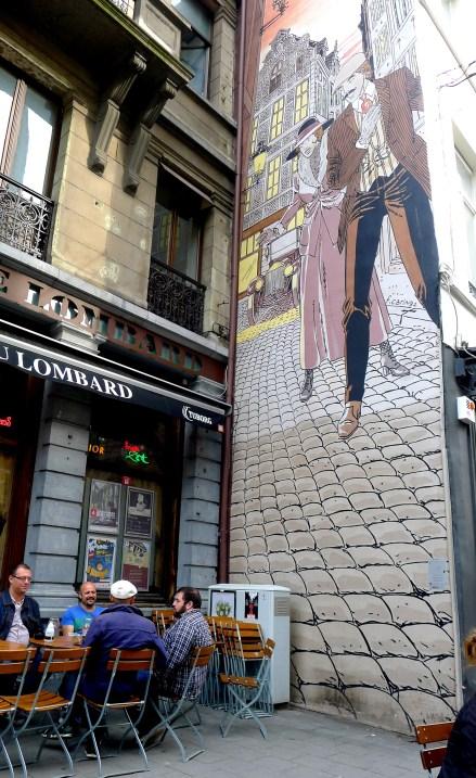 Street Art Brussels