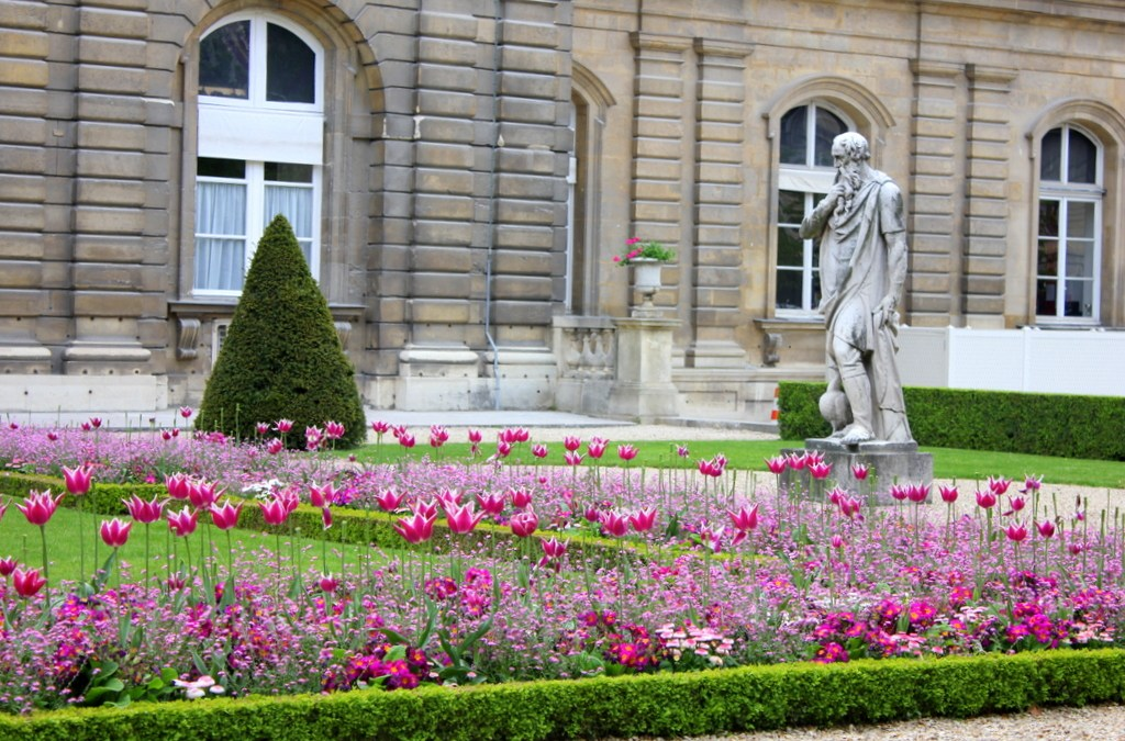 The Most Parisian Park in Paris, the Jardin du Luxembourg