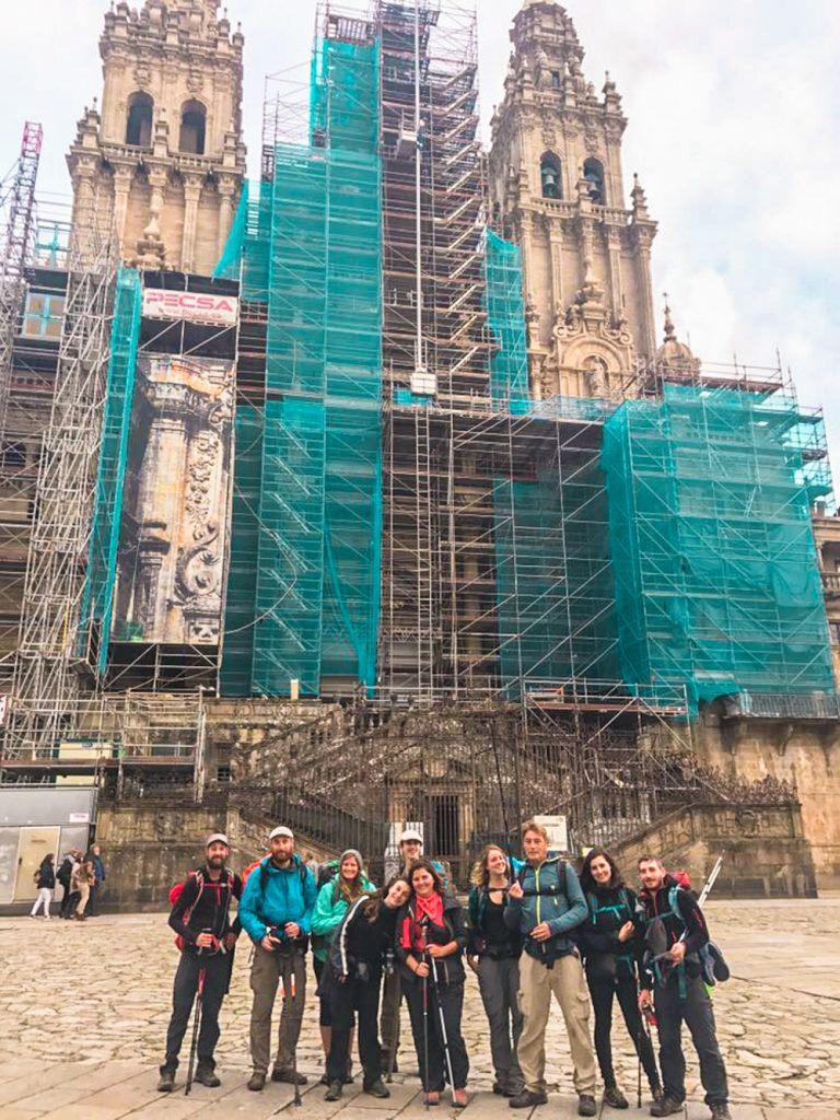 Camino Santiago Packing List The Ultimate Camino De Santiago Packing List Ashley Abroad