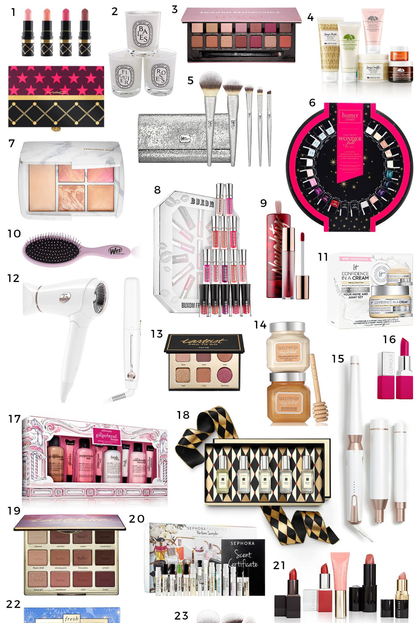 The Best Christmas Gifts For Beauty Lovers Ashley Brooke Nicholas