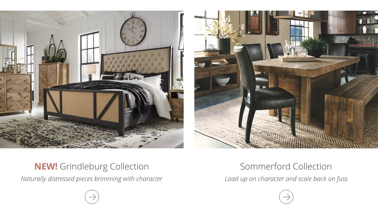 Plantation Furniture Australia Collections By Ashley Homestore