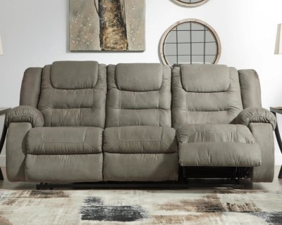 Sofa Accessories Online India Mccade Reclining Sofa Ashley Homestore