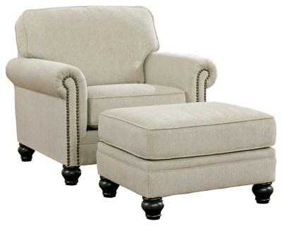 Milari Chair And Ottoman Ashley Furniture Homestore