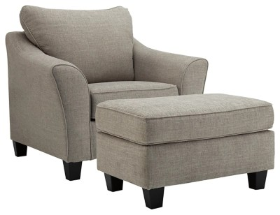 Kestrel Chair And Ottoman Ashley Furniture Homestore