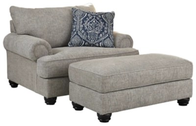Morren Chair And Ottoman Ashley Furniture Homestore