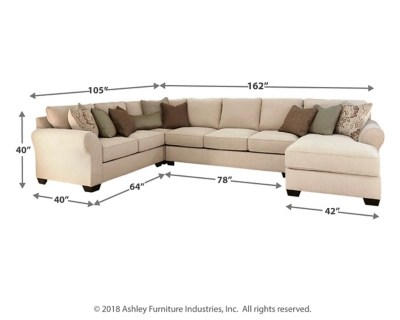 Ashley Furniture Pre Black Friday Sales Wilcot 4 Piece Sectional With Chaise Ashley Homestore