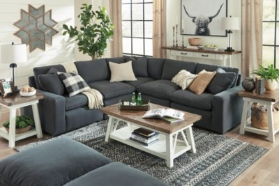Savesto 5 Piece Sectional Ashley Furniture Homestore