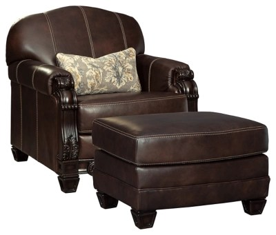 Embrook Chair And Ottoman Ashley Furniture Homestore