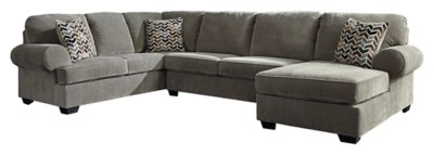 Sofa Dreams Outlet Jinllingsly 3 Piece Sectional With Chaise Ashley Homestore