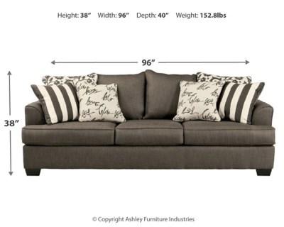 levon sofa ashley furniture homestore 17