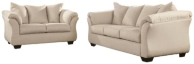 Sofa Bed Express Delivery Darcy Sofa And Loveseat Ashley Homestore