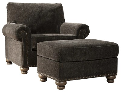Stracelen Chair And Ottoman Ashley Furniture Homestore