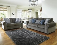 Ashley Furniture Gray Sofa Alenya Charcoal Sofa Ashley ...